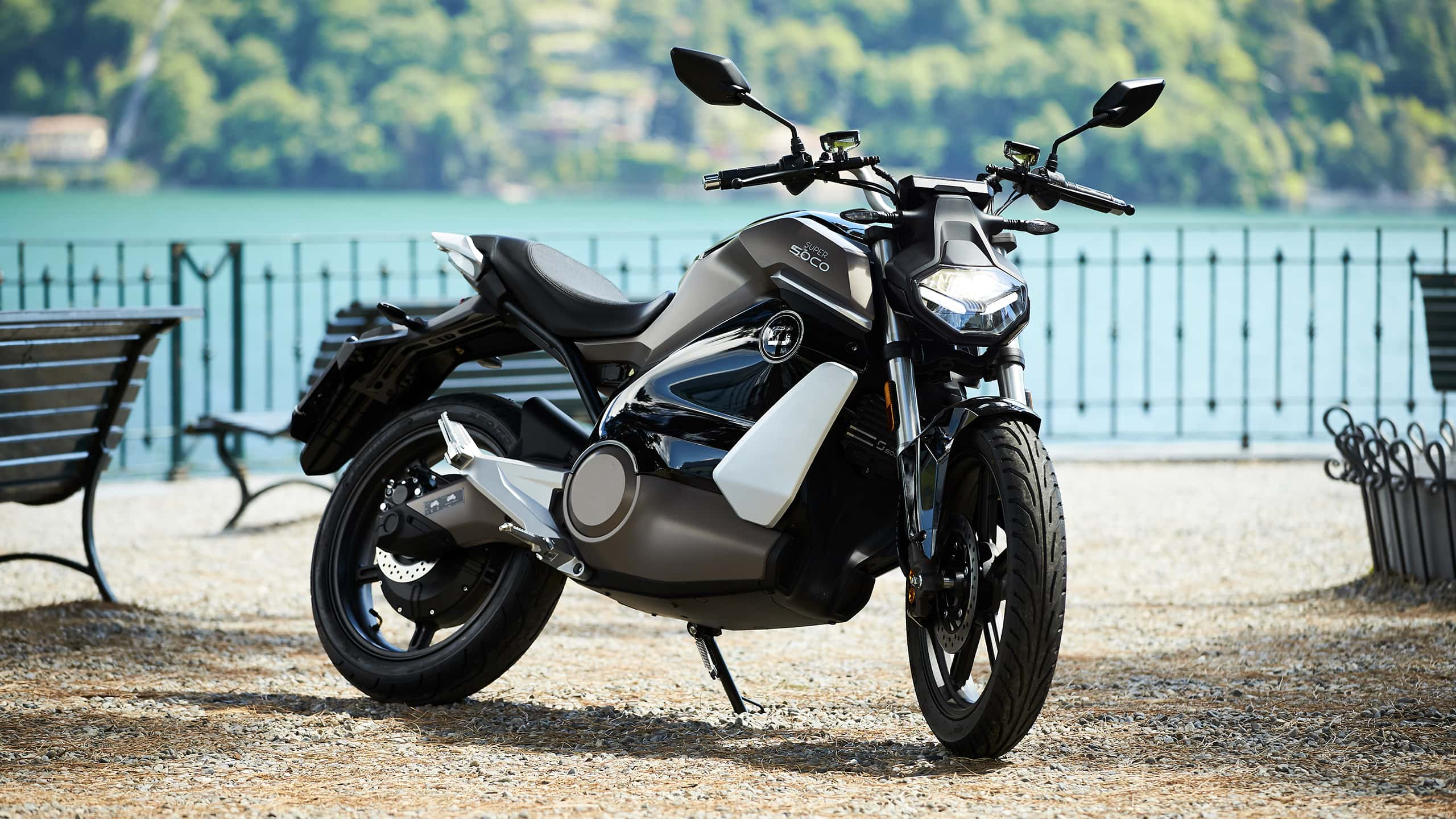 SUPER SOCO electric motorcycle TSX